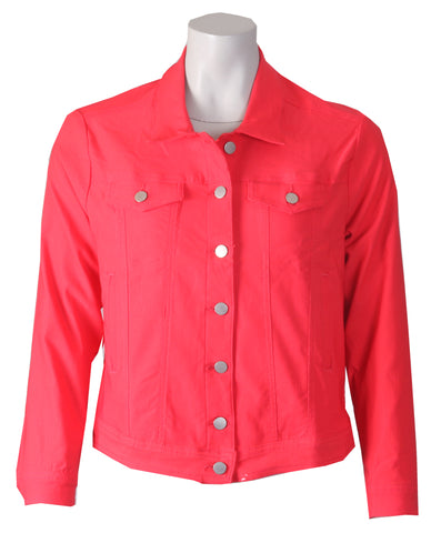 Casual Jacket - Red