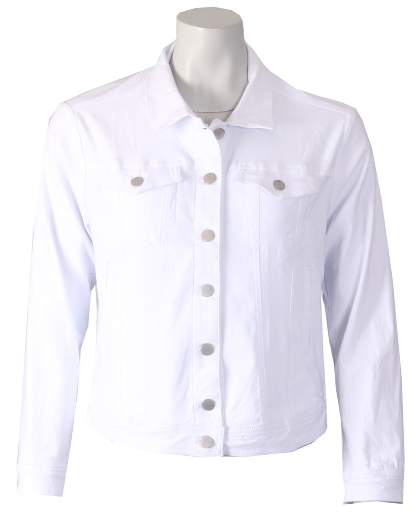 Casual Jacket - White