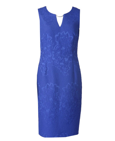 Sleeveless Dress - Royal