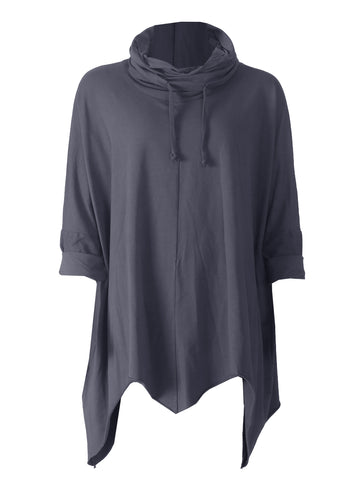 Cape Top- Grey