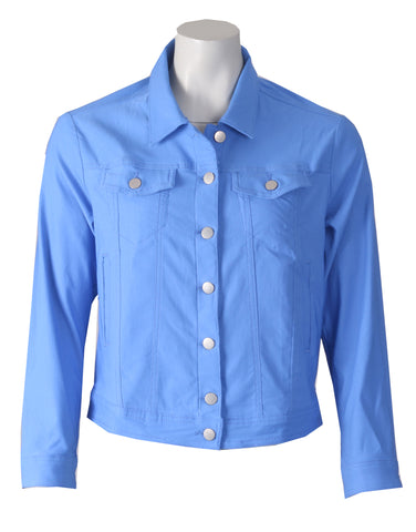Casual Jacket - Cornflower