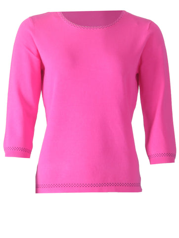 Jumper - Pink/Navy