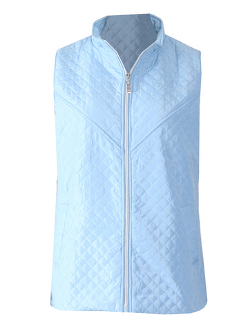 Gilet - Baby Blue