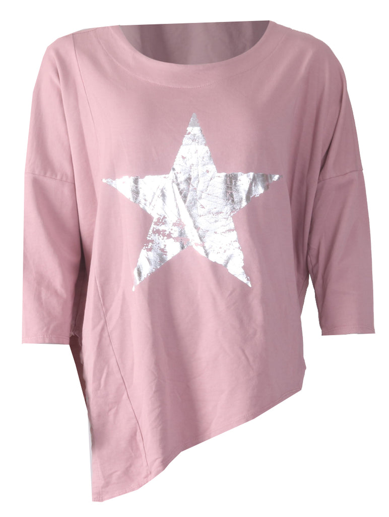 Star Jumper - Pink