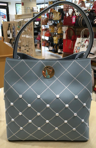 Powder Blue Handbag