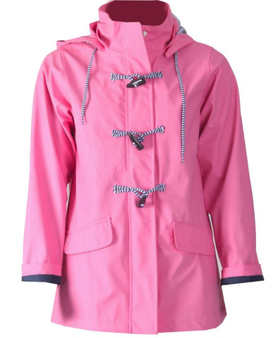 Waterproof Jacket - Pink