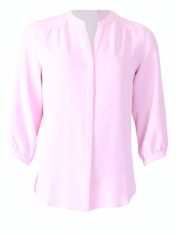 Rachel Blouse - Pink (BACK IN-STOCK SOON)