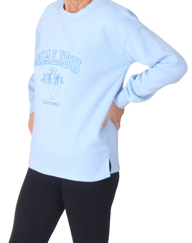 Malibu Sweater - Blue
