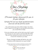 Chic Styling Services
