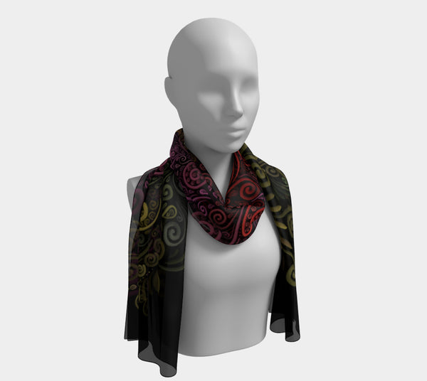 NeuRose Long Scarf