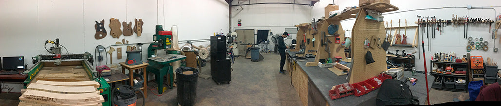 The Shop panoramic