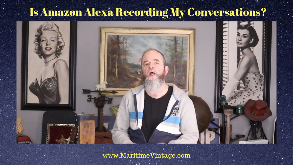 Just How Dangerous is Amazon Alexa | Is Amazon Alexa Recording My Conversations?