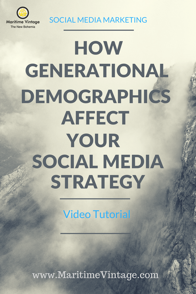 💚 How Generation Demographics Affect your Social Media Strategy (Video Tutorial) 💚