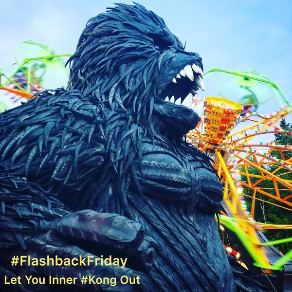 #FlashbackFriday | 1933's 🦍 #KingKong 🦍