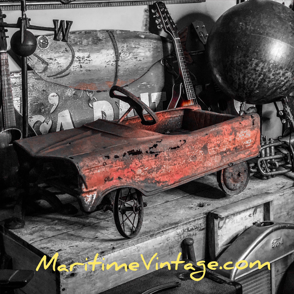 vintage pedal car They donÈy Build em like they used too they donèt build them liuke they used too Steampunk project ratrod pedal car DIY steampunk DIR restoration #FlashbackFriday | They Don't Build 'Em Like They Used To Pedal Car Ratrod #FlashbackFriday