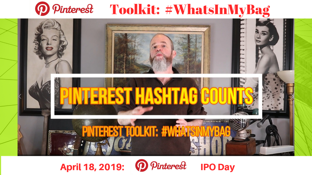 ❤️ Marketing Tips ❤️ How to Use Pinterest Hashtags ❤️ | #WhatsInMyBag