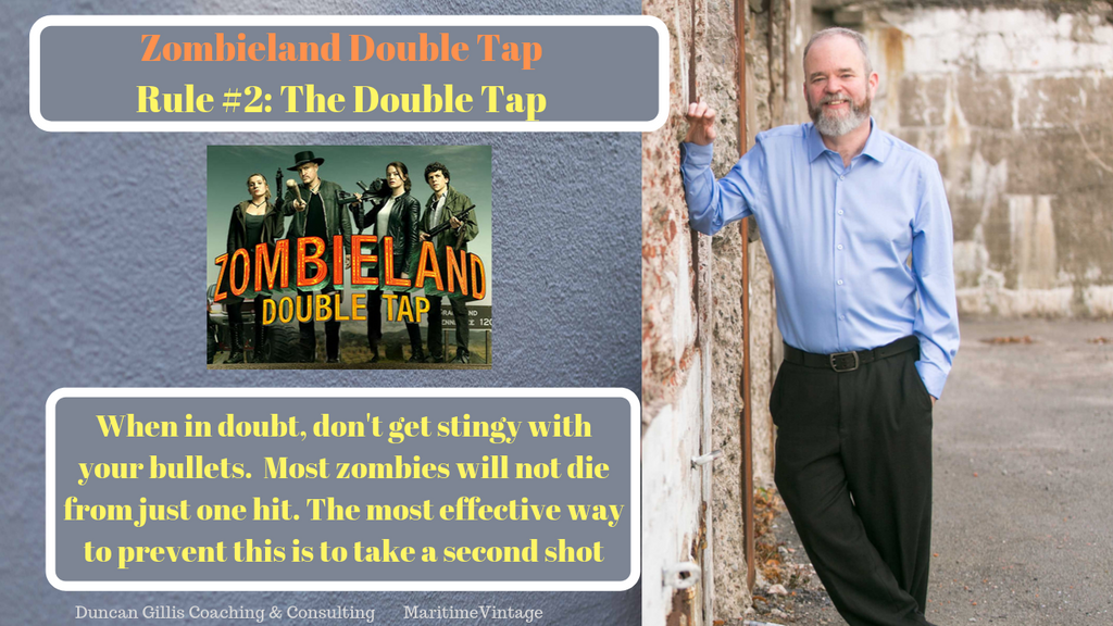 Zombieland 2 The Double Tap: The Perfect Double Tap Weapons Should You Find Yourself in Zombieland