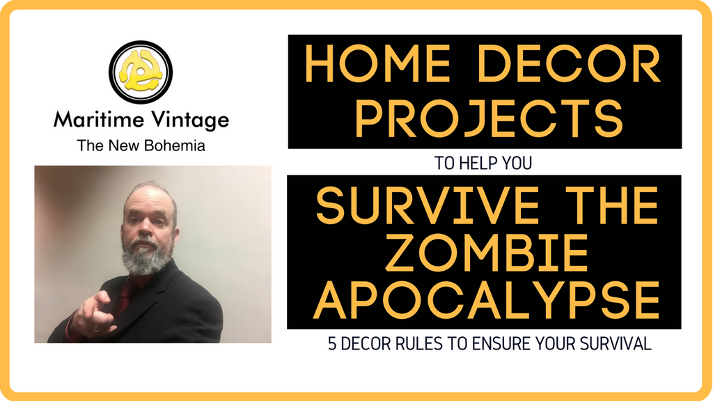💛Home Decor Projects That You Will Need to Survive the Zombie Apocalypse 💛