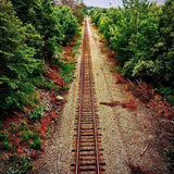 Life is a Train Track I'm Gonna Ride It all Night Long