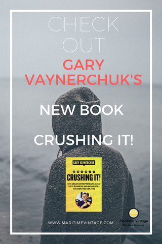 Gary Vaynerchuck Crushing It! New Book Launch