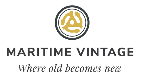 Maritime Vintage where old becomes new Vintage decor and antiques
