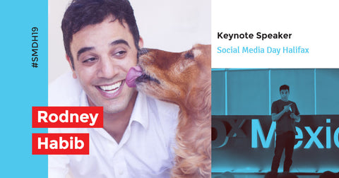 Social Media Day Halifax 2019 | Rodney Habib