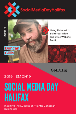 Social Media Day Halifax 2019- Duncan Gillis