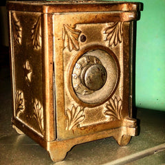 Steampunk  Safe