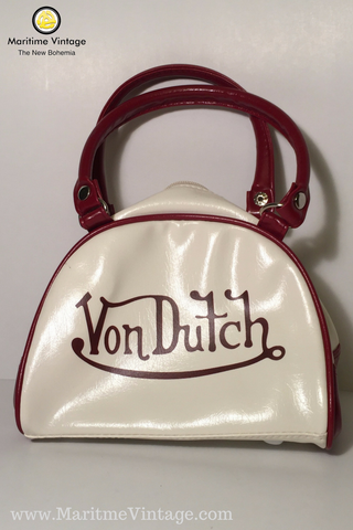 Vintage Von Dutch Bag Your Personal Interior Designer   | A New Way To Shop | Your Personal Home Decor Specialist | You will Love Our New Home Decor Shopping Experience | How & DIY Project Tutorials  www.MaritmeVintage.com