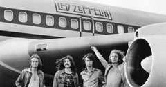 #FlashbackFriday | The Four Symbols Album | Symbolism in Branding: Zeppelin Style