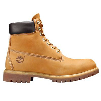"Timberland Men's Limited Edition Dark Wheat 6"" Premium Boots"