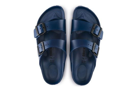 b254f6cbe41 Birkenstock Men s Arizona Essentials Navy EVA - Foot Paths Shoes