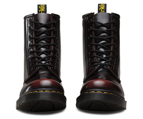 4e7d1b05a6f42 Dr. Martens  Women s 1460 Arcadia Cherry Red - Foot Paths Shoes