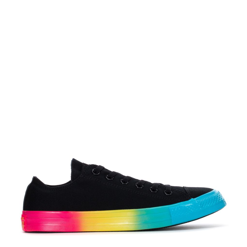Star OX Black/Blue/Pink - Foot Paths Shoes