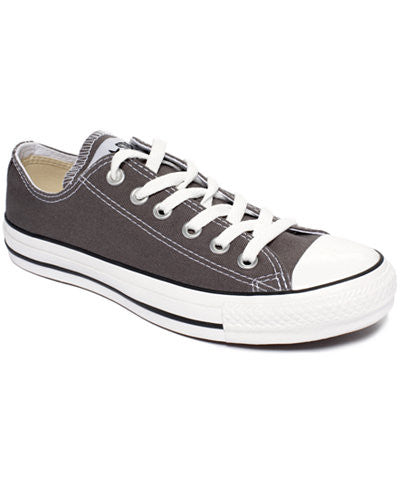 c3c759b3e5c9 Converse Unisex Charcoal Chuck Taylor All Star Low Top - Foot Paths ...
