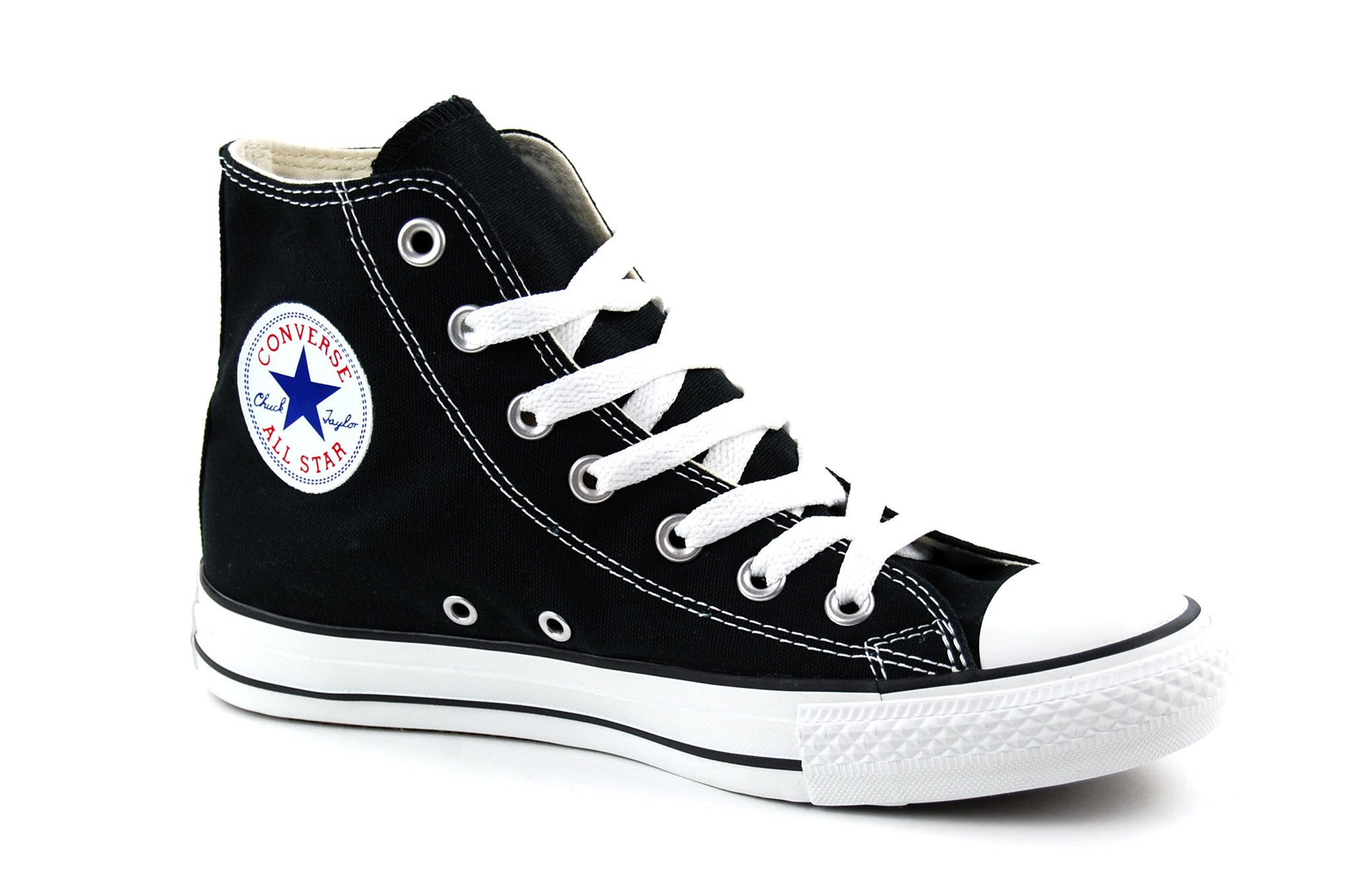 2aefb8d60230e Converse Unisex Black Chuck Taylor All Star High Top