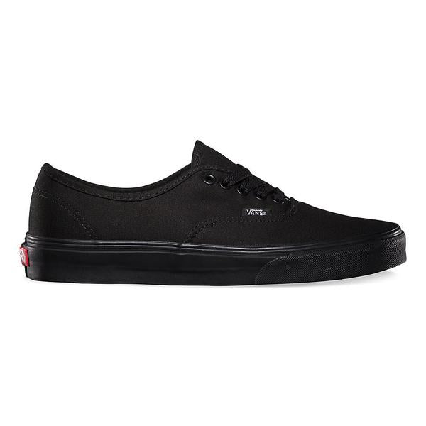 5620e64295 Van s Unisex Authentic Black Mono
