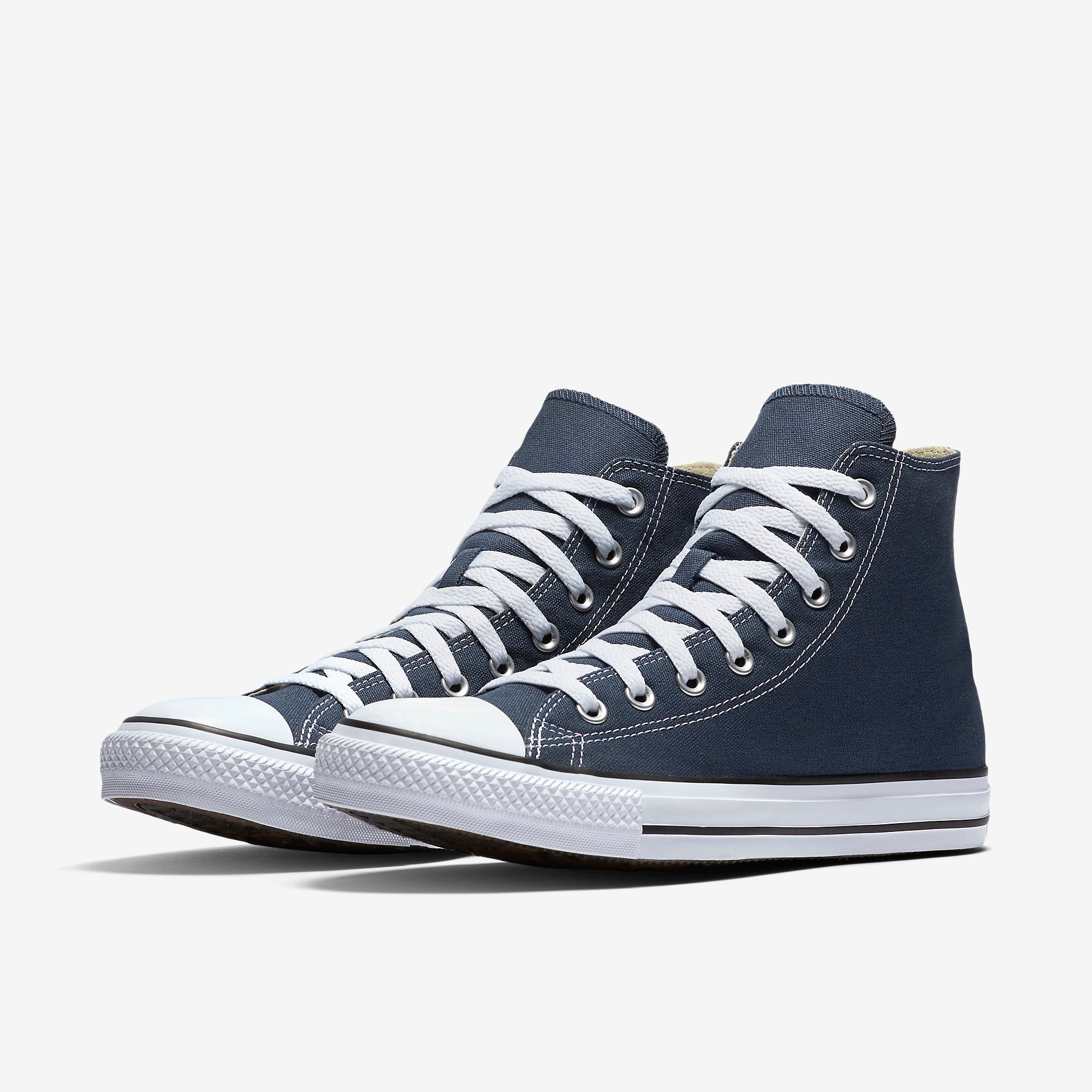 Converse Unisex Navy Chuck Taylor All Star High Top - Foot Paths Shoes f4cf18531