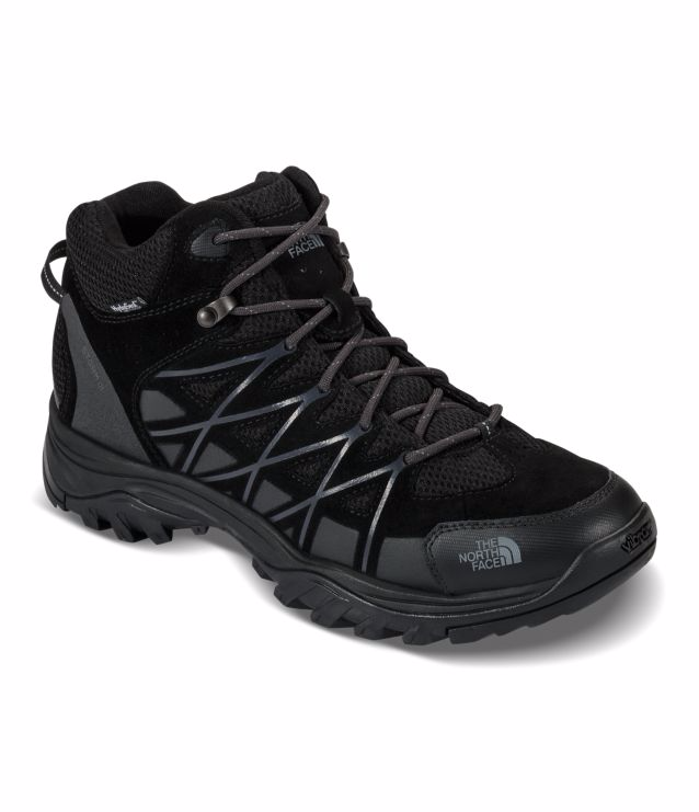 later online here aliexpress The North Face Men's TNF Black Storm III Mid Waterproof - Foot ...