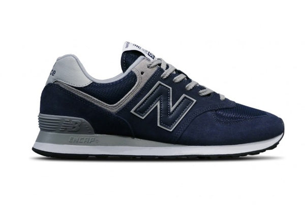 Shoe 574 Navy/Grey - Foot Paths Shoes