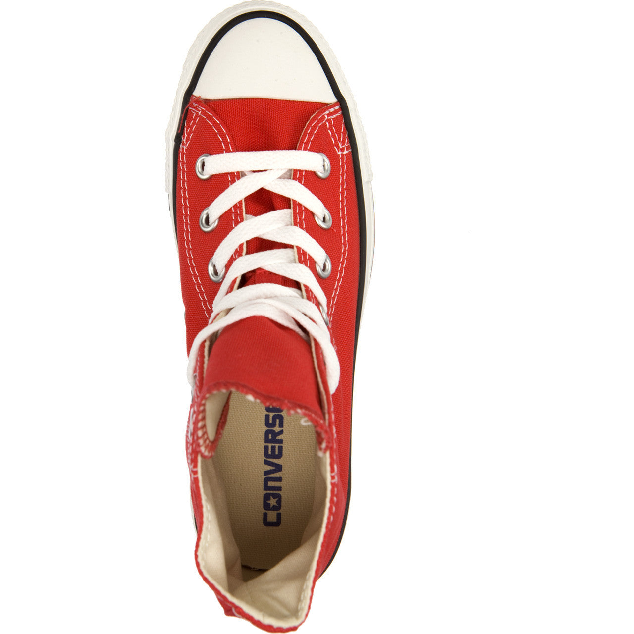 07425f9d785 Converse Unisex Red Chuck Taylor All Star High Top