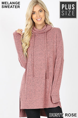 Kelly Funnel Sweater