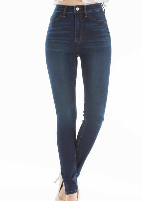 Alex Perfect High Waisted Jeans
