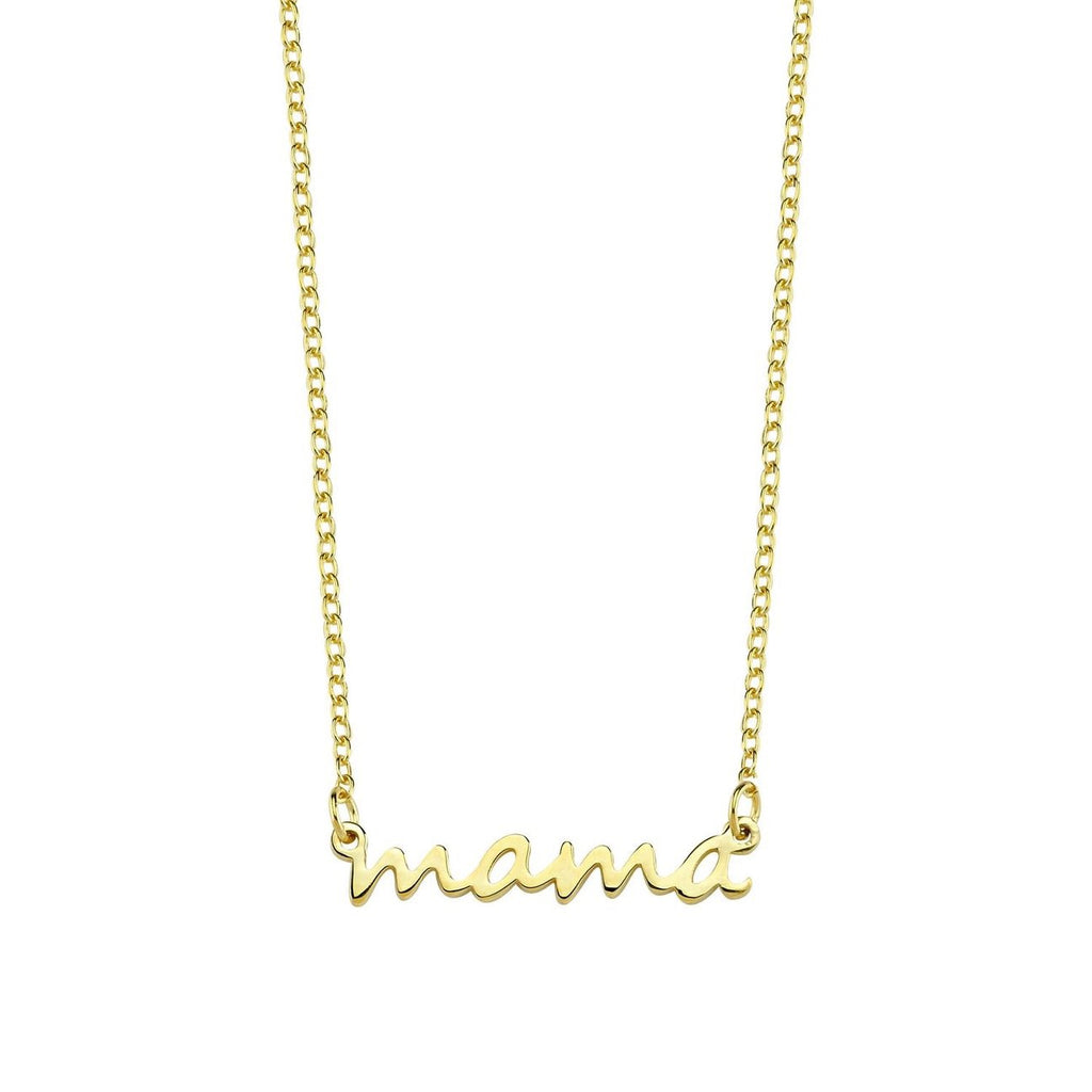 Dainty Mama Necklace