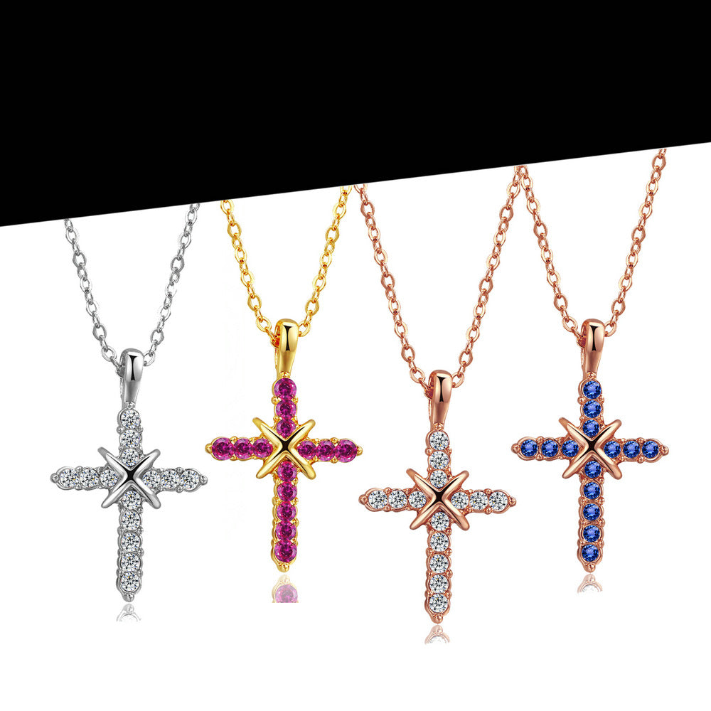 Beautiful Gem Crosses