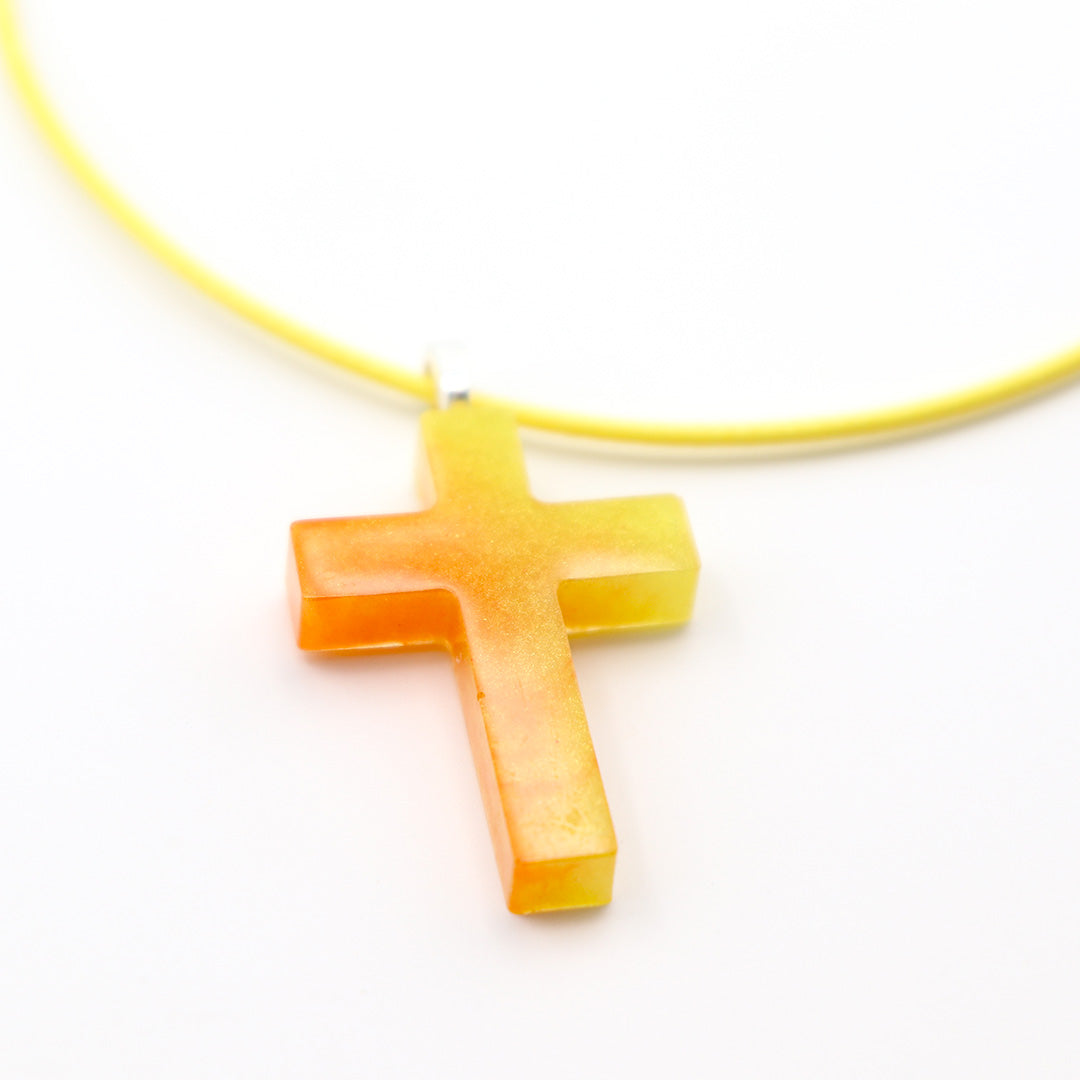 Phoenix Cross - Handmade