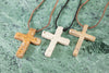 Hand Crafted Stone Cross