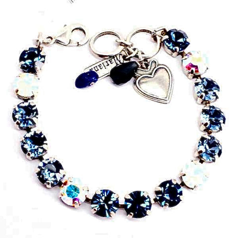 Mood Indigo Must Have Crystal Bracelet