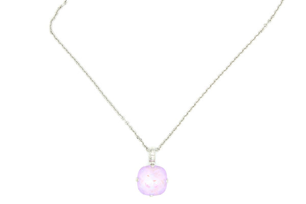 Sunkissed Lavender 12MM Pendant Necklace
