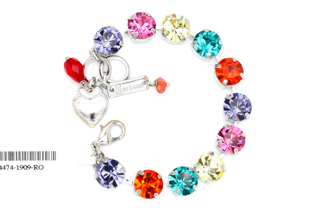 Poppy Collection Lovable Crystal Bracelet
